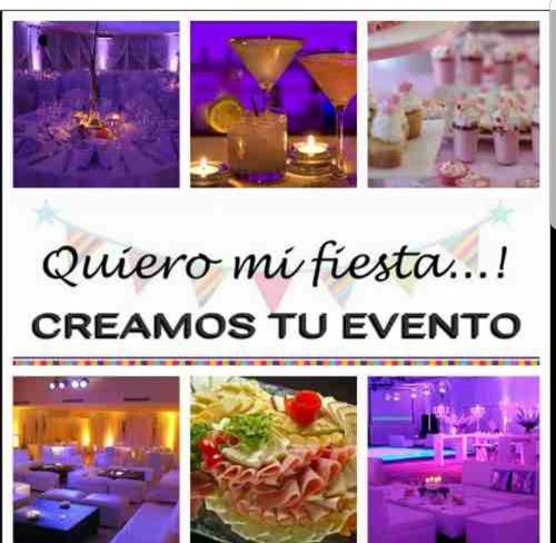 organizacion de eventos. event planner