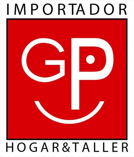 organizador gavetero plástico 6 pz. apilable truper g p