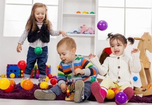 organizador guarda juguetes chiches varios colores motivos