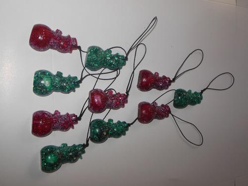 orgonite - equilibrador energético - colgante de navidad