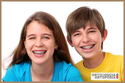 ortodoncia brackets ortopedia
