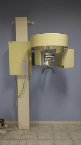 ortopantomografo sirona y reveladora