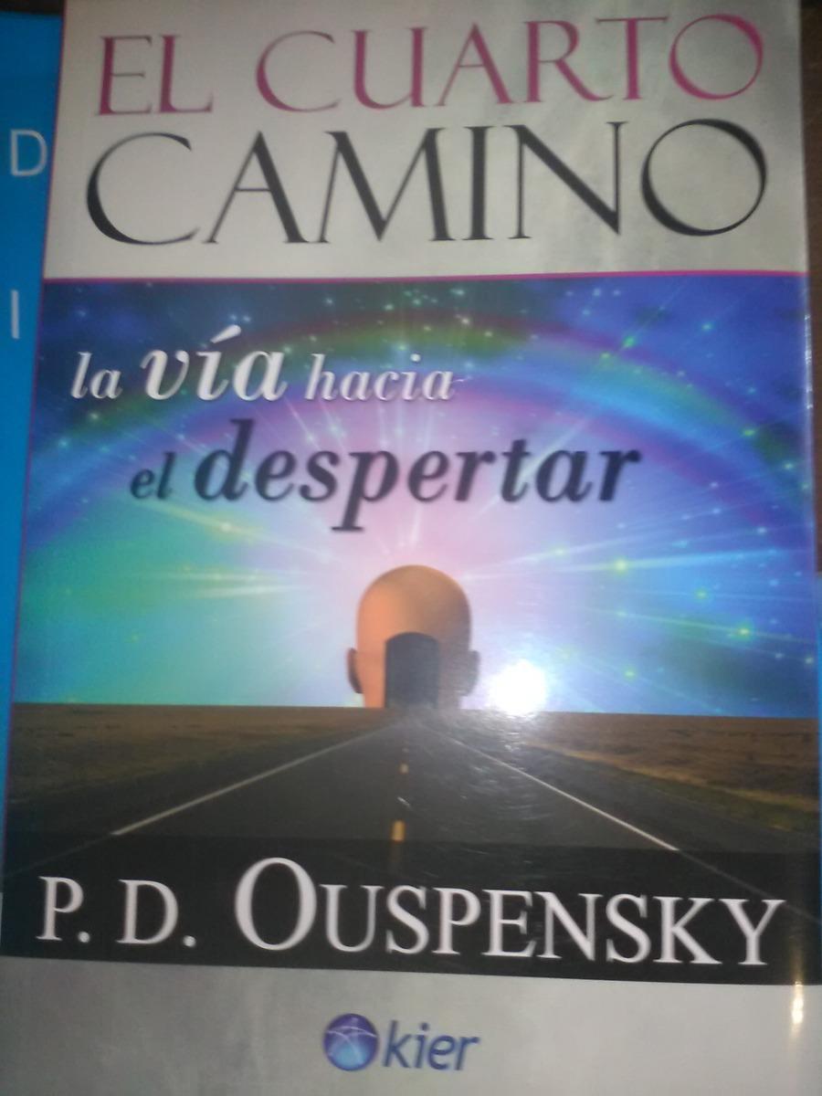 Ouspensky- El Cuarto Camino- - $ 1.100,00 en Mercado Libre