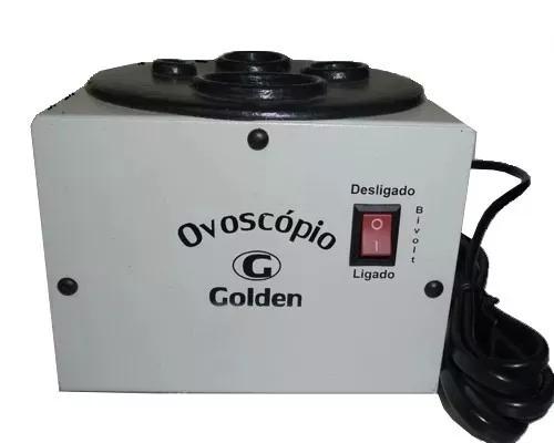 ovoscopio profesional alta luminosidad lampara led