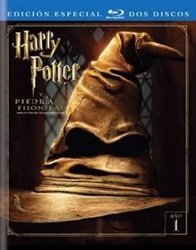 pack harry potter completo - blu ray - 16 discos