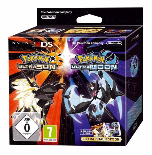 pack pokemon ultrasol- ultraluna (eu)