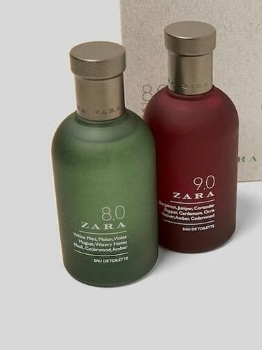 Pack X 2 Perfume Zara 8.0 Y 9.0 Original - $ 1.990,00 en ...