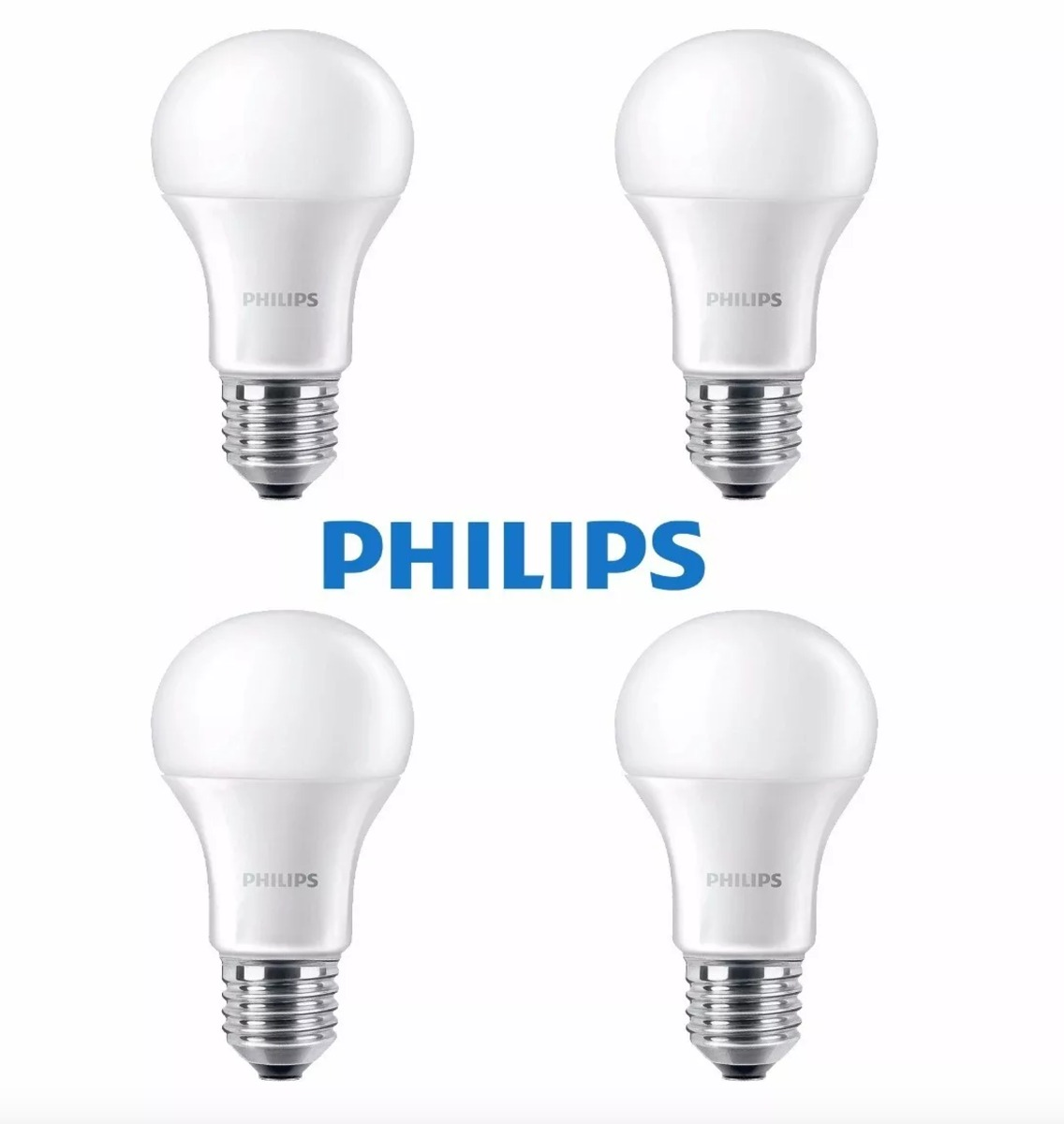 5w X 75w Equivalente A 10 Lamparas Philips 4 Led Pack 9YEW2DIH