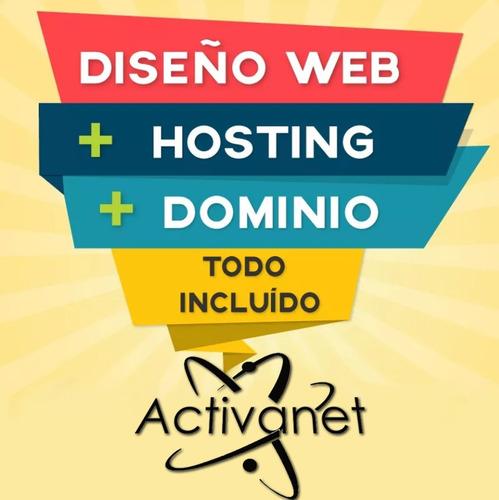 paginas web - web autoadministrable - diseño web - sitio web