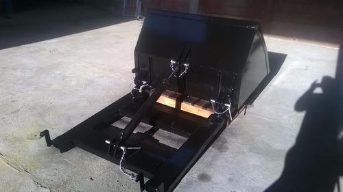 pala cargadora para autoelevador - montacarga