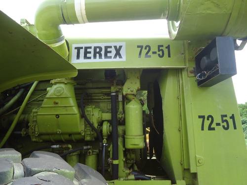 pala cargadora terex 72-51