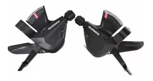 palancas de cambio shimano 3x8v m310 shifter ciclismo