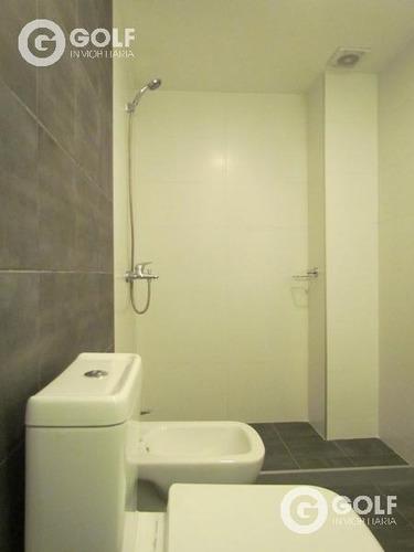 palermo, 1 dormitorio. garajes opcionales. estrene en marzo de 2019.