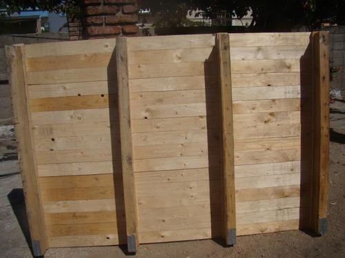 palets base tipo deck