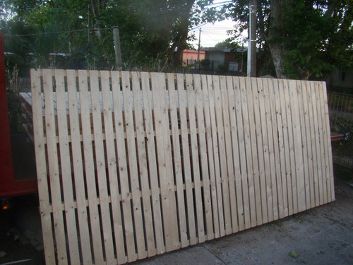 palets de madera grandes