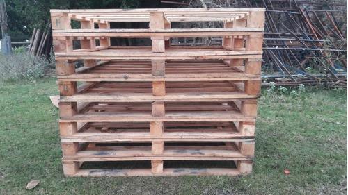 palets madera un sólo uso.