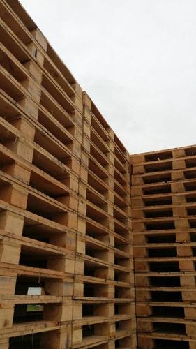 pallet mercosur. fabricación propia a medida/x mayor y menor