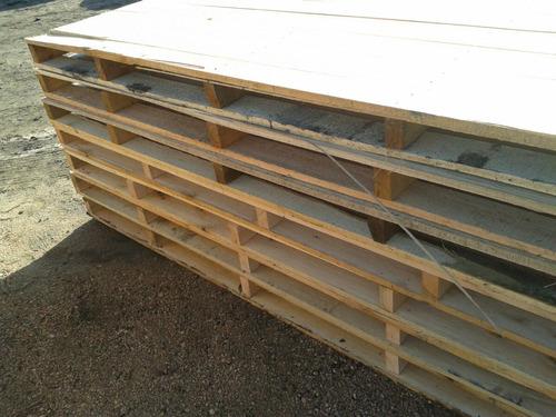 pallets de madera tipo mercosur