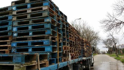 pallets mercosur usados 1.00 x 1.20 m precio iva inc.