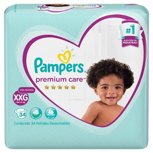 pampers premium care xxg (+14 kg) - x36