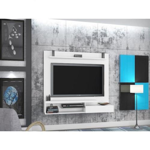 panel para tv desire hasta 60  blanco - encontralo.shop-