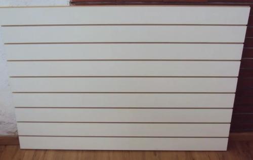 panel ranurado | exhibidor | 4 ganchos de regalo #plakards