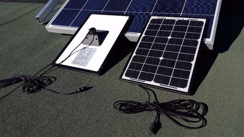 Panel Solar Fotovoltaico 100w 12 Volt Grado A