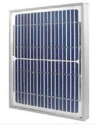 panel solar modelo 5 w - eastech solar