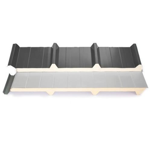 Paneles de poliuretano para techos r pida colocaci n u - Paneles de poliuretano ...