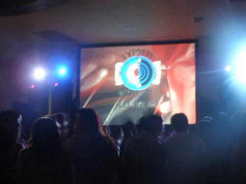 pantalla gigante para videoproyeccion back & front