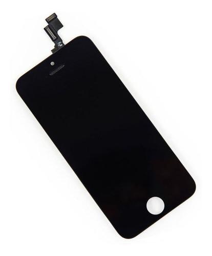 pantalla iphone 5s display vidrio tactil touch completa
