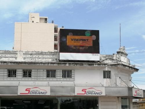 pantalla led 12 mts2 exterior interior para publicidad