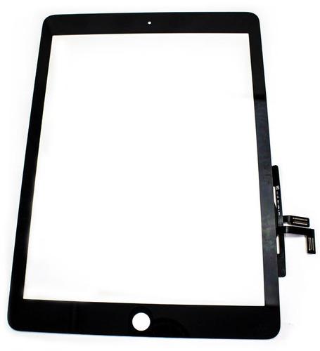 pantalla touch vidrio táctil ipad air negra