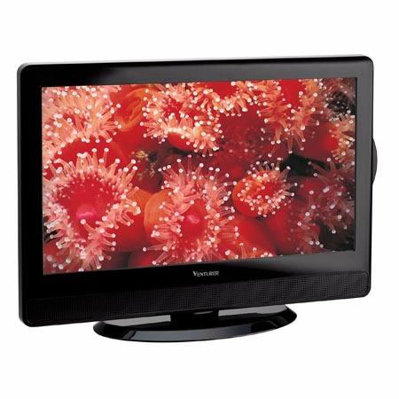 pantalla venturer plv97217h lcd hd 22 '' dvd integrado