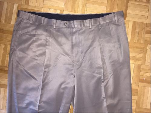 pantalon beige de hombre talle 46 x 32 roundtree de usa