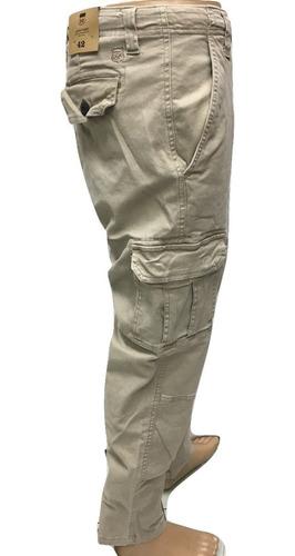 pantalon cargo route 66 hombre