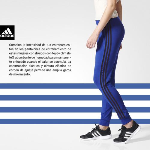 pantalón chupín adidas de dama deportivo fitness mvd sport
