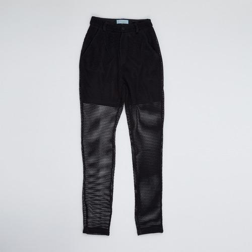 pantalón de red negro ptbell53/13 tienda oficial