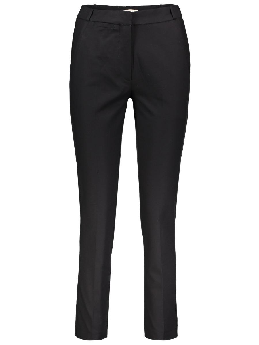 pantalon de vestir dama mujer color negro talle grande. Cargando zoom. ac72e59c1b57