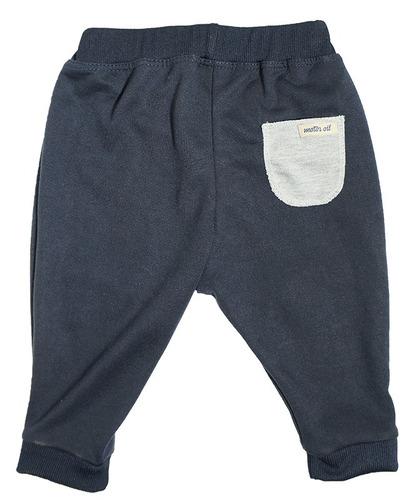 pantalón deportivo para bebé con rodilleras motor oil