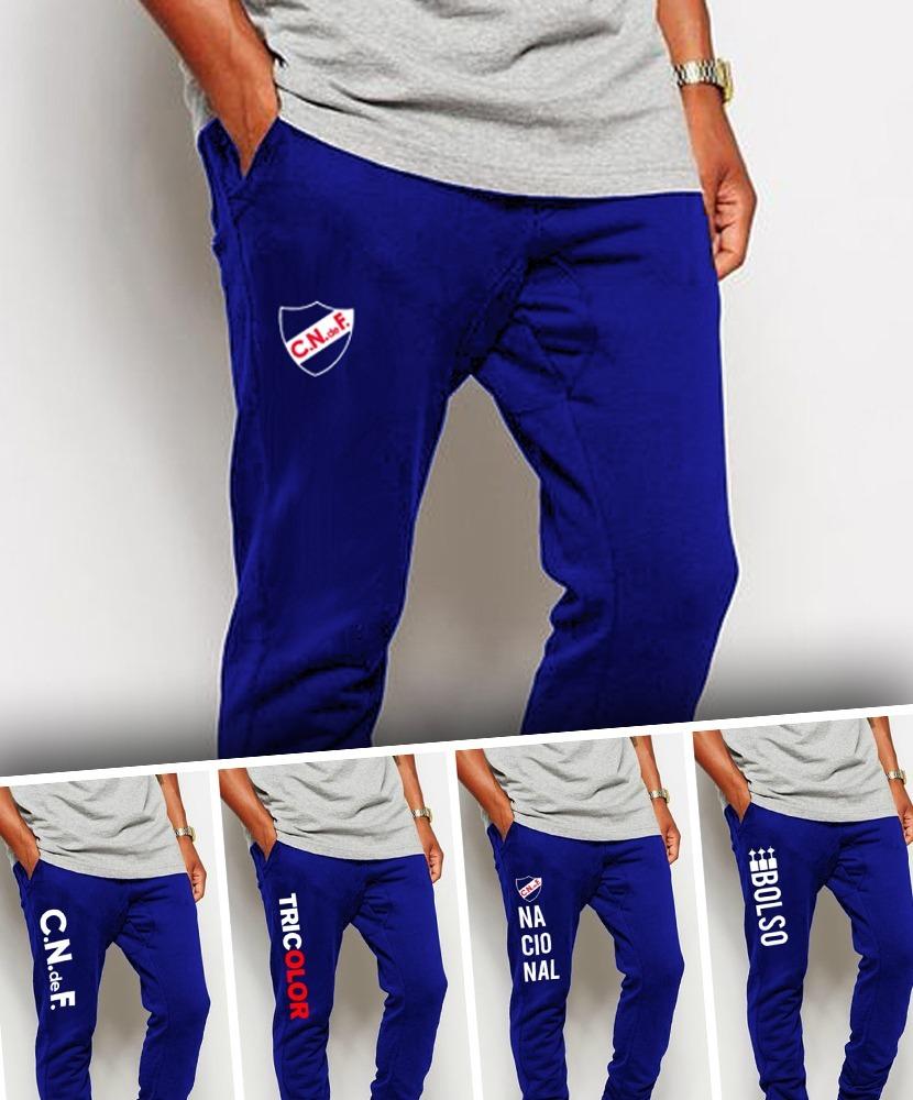 b5a11323a7 Pantalon Felpa Achupinado Nacional Cndef Bolso Decano -   550