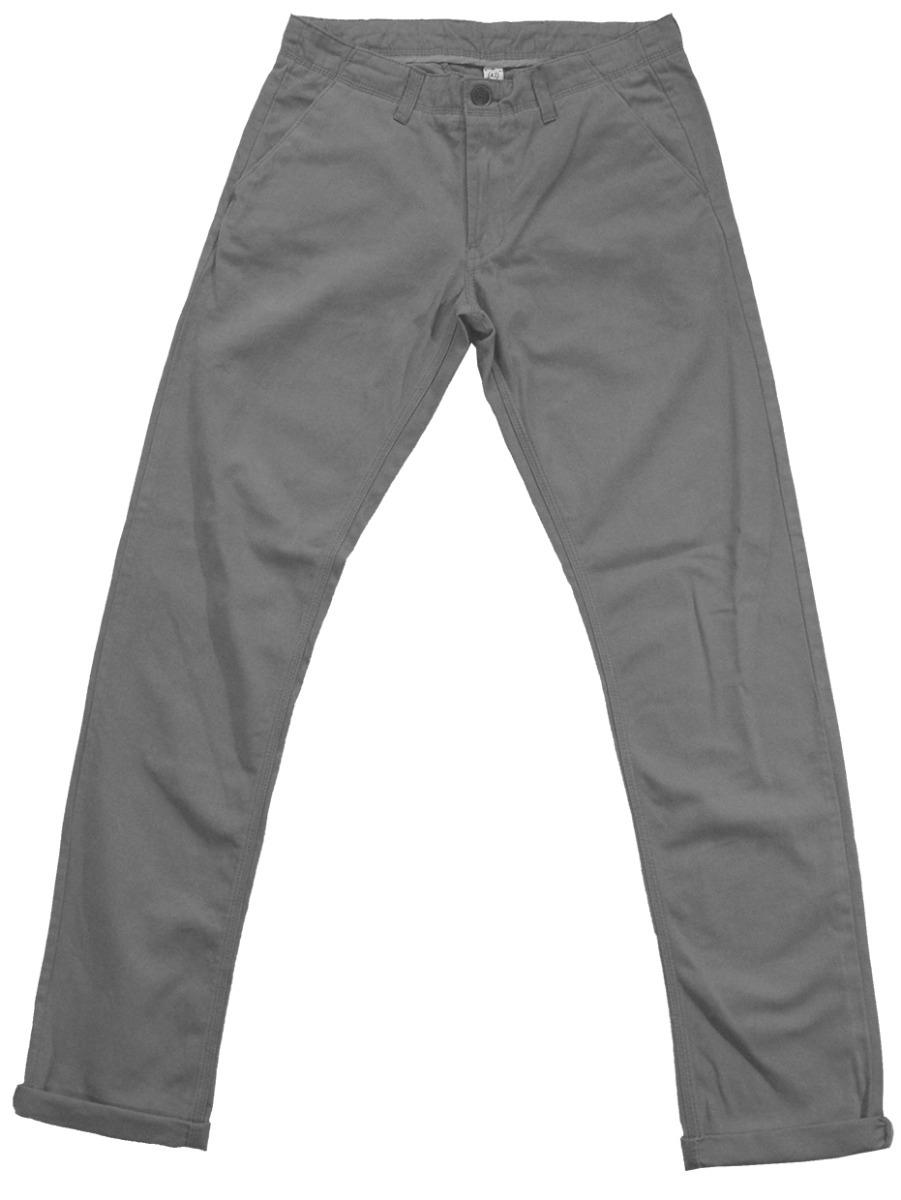 pantalon formal chinos color gris. Cargando zoom. 76741eaa3b7c