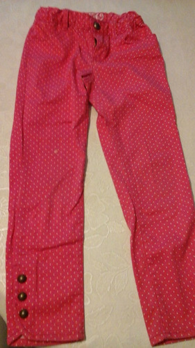 pantalon gap de niña