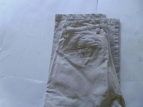 pantalon hombre zara-sport talle 40 -nuevo