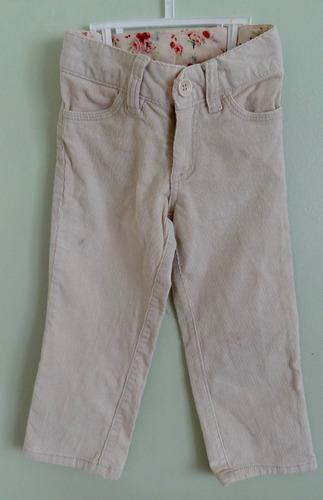 pantalón pana de 3 o 4 años. akiabara