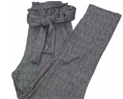 pantalón príncipe de gales