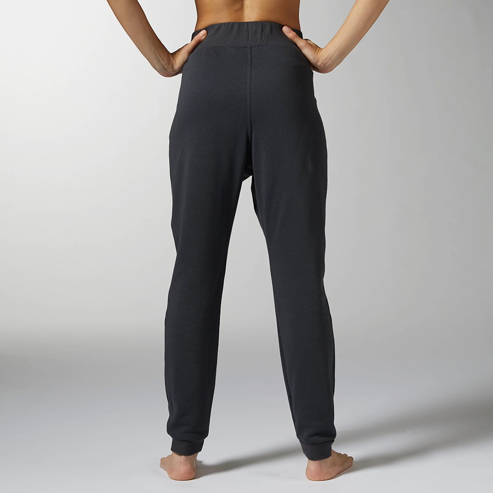 Crotch Reebok Pantalon Dance Mujeraj2536 Knit Drop XukZiP