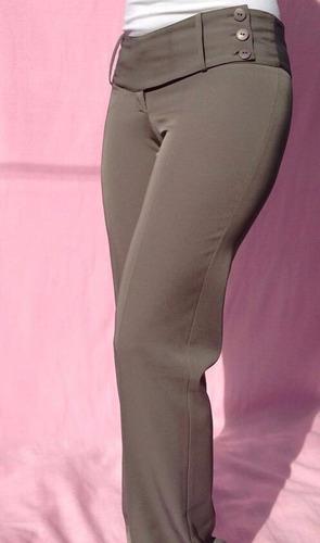 pantalones de vestir de dama,   talles xl al xxxl.