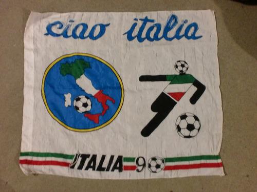 pañuelo italia 90