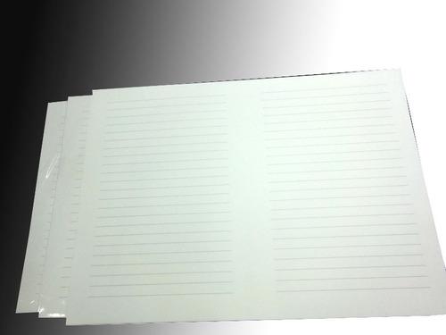 papel bookcel a4 liso de 80 gramos 1 paquete x 500 hojas.